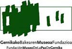 Logo museo de la paz