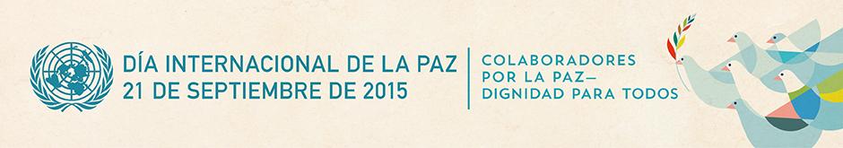 Manifiesto del Foro con motivo del día Intenacional de la PazForoko agiria Bakearen Nazioarteko egunean