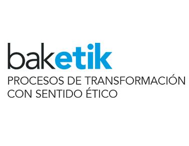 (Castellano) BAKETIK. Procesos de transformación con sentido ético